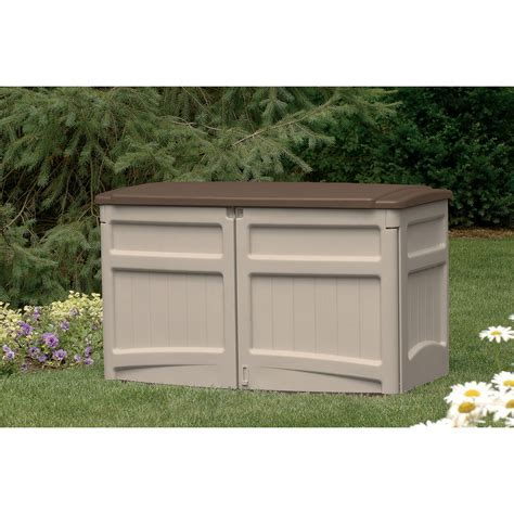Furniture: Interesting Suncast Storage Shed For Outdoor