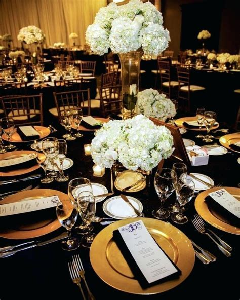 Black And Gold Decorations Ideas Lovely Black Gold