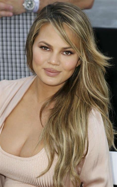 Chrissy Teigen Khloe Kardashian Haircut   Allure