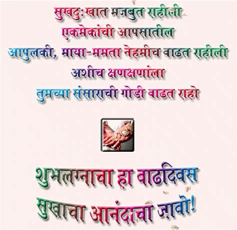 Marriage Anniversary Wishes Sms Marathi