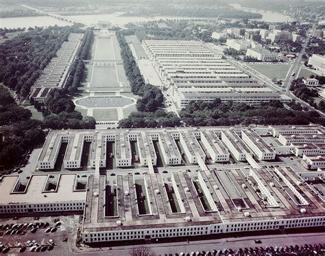 temporary war department buildings  national park