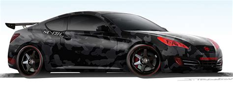 See more ideas about hyundai genesis, hyundai genesis coupe, hyundai. Hyundai reveals new SEMA Genesis Coupe modified by Street ...