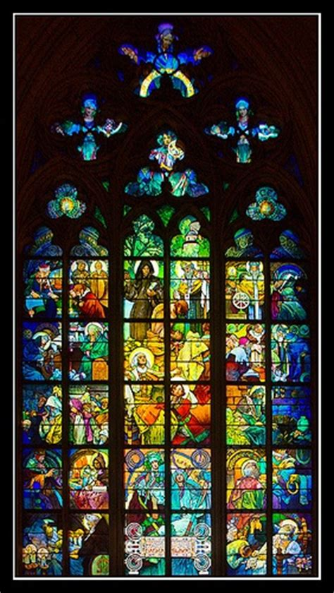 163 Best Stained Glass Images On Pinterest  Stained Glass