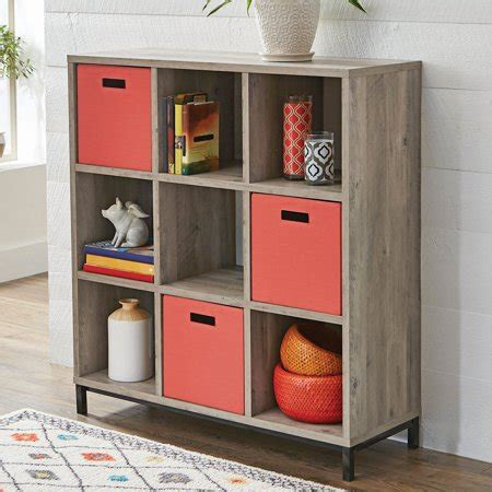 better homes storage cube better homes and gardens 9 cube storage organizer onsales11