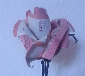 Fahrrad Aus Geldscheinen Falten : rose aus geldscheinen falten origami mit geldscheinen ~ Lizthompson.info Haus und Dekorationen