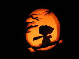 Easy Snoopy Pumpkin Carving Patterns by Snoopy Pumpkin Carving Flickr Photo Sharing