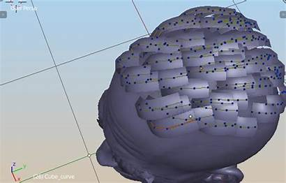 Resample Curve Decrease Keeps Radius Allows Increase