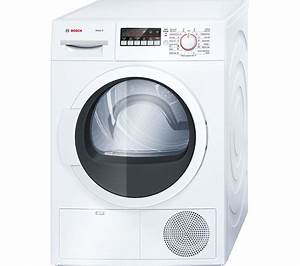 Bosch Maxx Trockner : buy bosch maxx 8 wtb86300gb condenser tumble dryer white ~ Michelbontemps.com Haus und Dekorationen