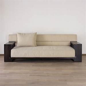 Kagu Rashi Sofa Sofa Chaise 3P2P Pine Wood