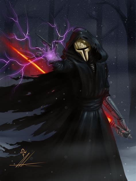 Sith Lord by OmegaBlack1631 on Newgrounds