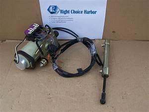 96 02 Bmw Z3 Roadster Convertible Top Hydraulic Pump Motor