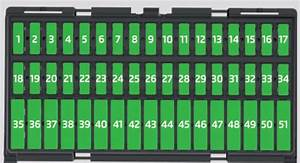 Skoda Citigo  2016  - Fuse Box Diagram