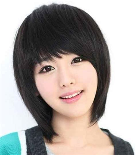asian short hairstyles  beautiful women  short