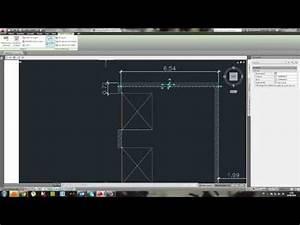 dessin d39une maison avec autocad architecture tuto debu With plan de maison logiciel 1 tuto photoshop debutant youtube