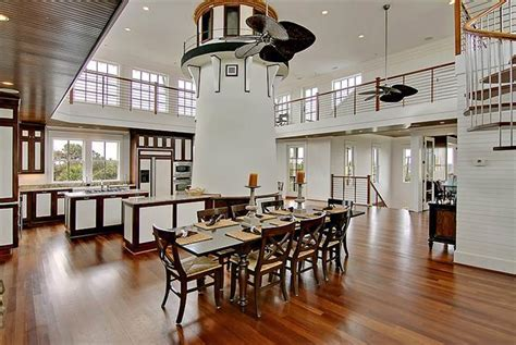 This home has a lighthouse inside of it ? take a tour