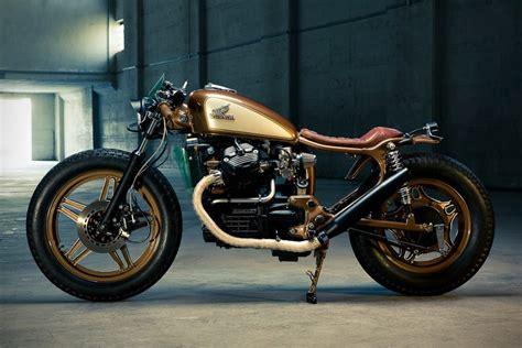 Honda Bobber Motorcycle