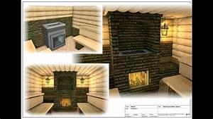 Sauna Selber Bauen : hotfin22 stufa sauna ofen youtube ~ Watch28wear.com Haus und Dekorationen