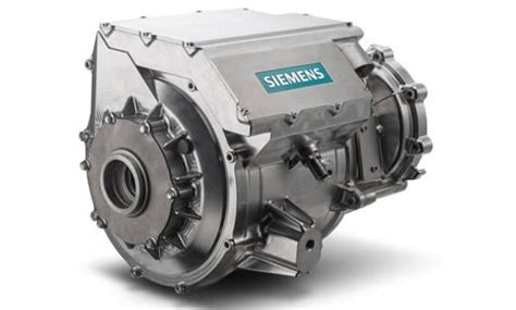 Electric Car Motor For Sale by Siemens New Ev Motor Inverter Combination Cuts Costs
