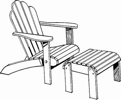Clipart Chair Patio Lawn Furniture Clip Chairs