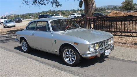 1974 Alfa Romeo Gtv For Sale by Silver 1974 Alfa Romeo Gtv For Sale