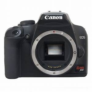 Instructions For Canon Rebel Xs