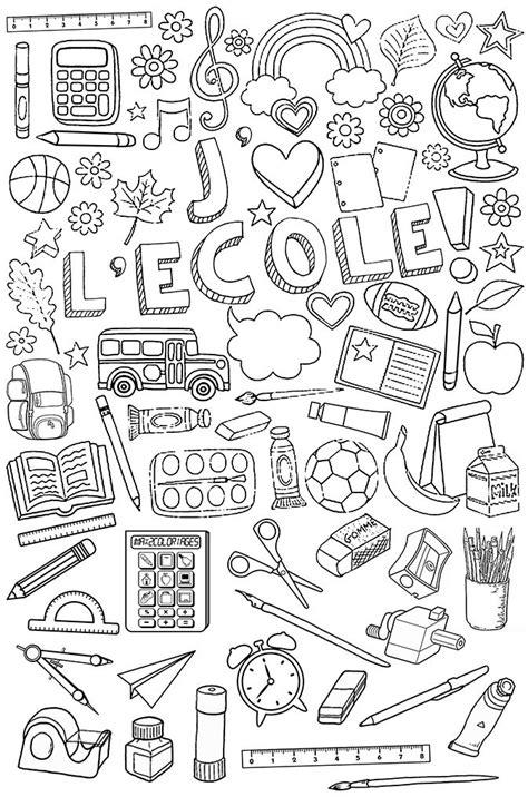 l ecole de cuisine de gratuit affaires d 39 école à colorier crpe colorier
