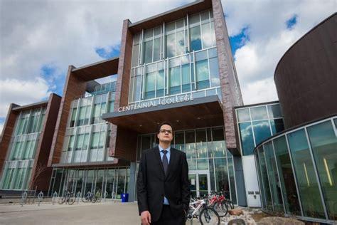 centennial college  canada master degrees