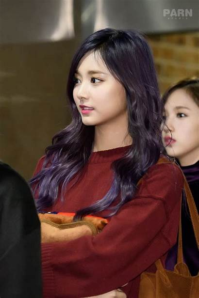 Tzuyu Twice Hair Purple Android Iphone Asiachan