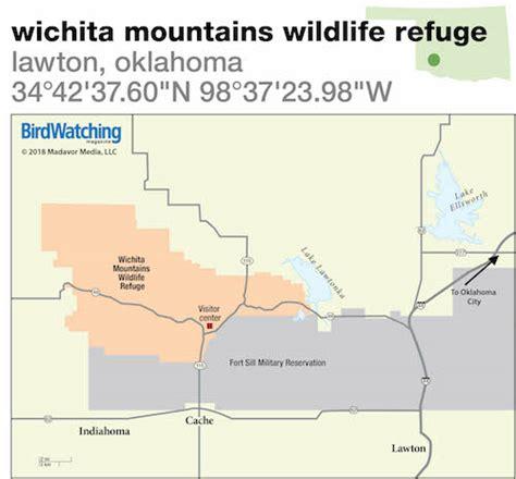 wichita mountains wildlife refuge lawton oklahoma