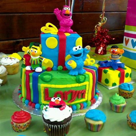 Double Layer, Two Tier, W Single Bow Cakes For The
