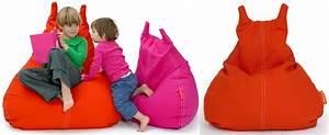 Sitzsack Für 2 : sitzsack f r kinder die vielseitige und originelle sitzm glichkeit f r ein gem tliches ~ Whattoseeinmadrid.com Haus und Dekorationen