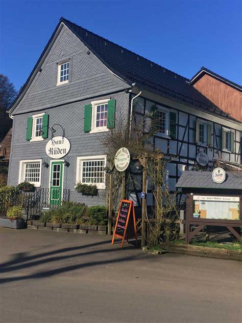 Caférestaurant Haus Rüden Restaurant, Gasthaus, Cafe In