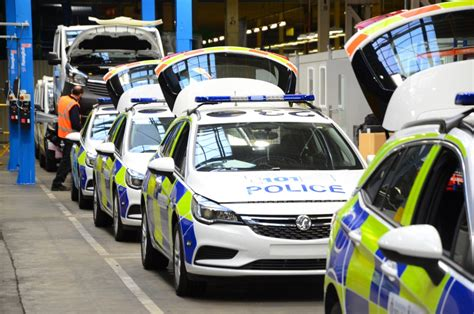 vauxhalls police car factory  engineer