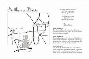 wedding invitations cheap wedding accessories With sample wedding invitation maps