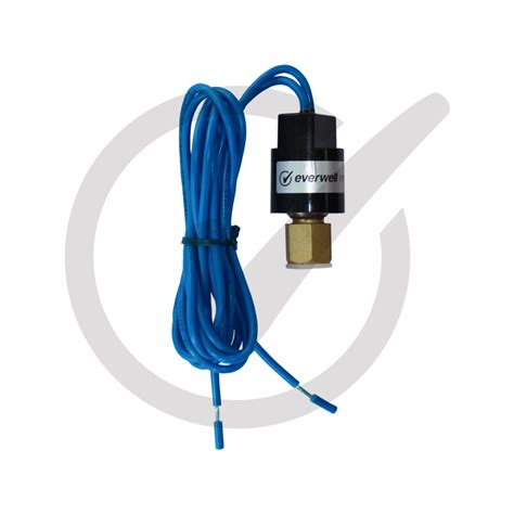 high pressure switch high low pressure switches for r22 and r410a everwell parts inc
