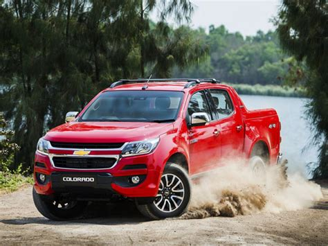 Gambar Mobil Chevrolet Colorado by All New Chevrolet Colorado Makin Garang Mobil Baru