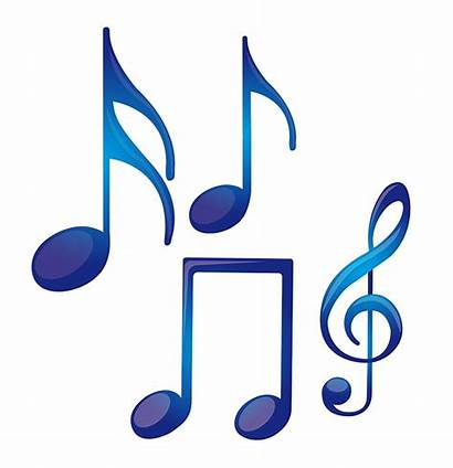 Notes Vector Background Illustration Musical Clipart Therapy