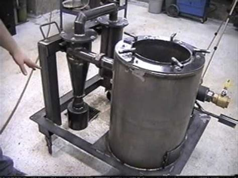 gasifier part  checking   unit youtube