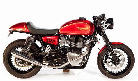 Triumph Modification by Motorcycle Modification Triumph Quot Spitfire Quot By Galli Moto