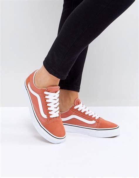 Vans | Vans Old Skool Unisex Sneakers In Orange