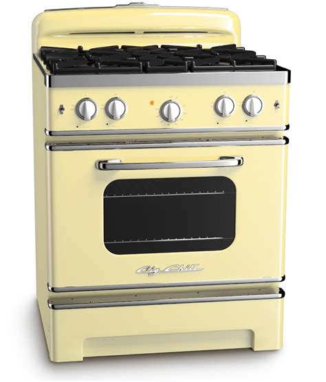 gas stove sale retro and modern stoves ranges ovens big chill