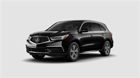 Acura Dealer Albuquerque by 2019 Acura Mdx Available Exterior Color Options Montano