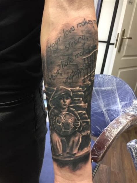 tatuagem de futebol  otimos exemplos  se inspirar