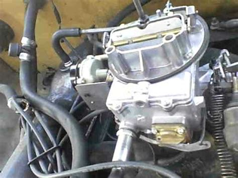 ford  bbl carb   speed  wheel drive youtube
