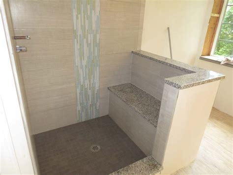 small bathroom floor tile design ideas how to install a vertical mosaic glass tile border with