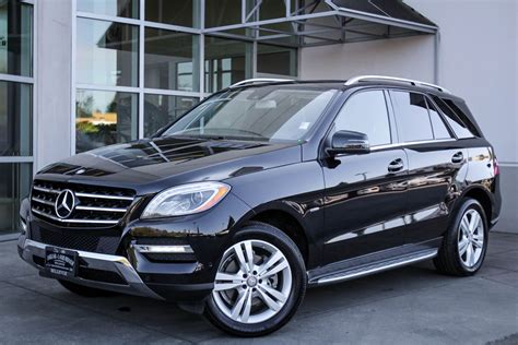 The worst complaints are engine, drivetrain, and fuel system problems. Pre-Owned 2012 Mercedes-Benz M-Class ML 350 BlueTEC® Sport Utility in Bellevue #8859 | Land ...