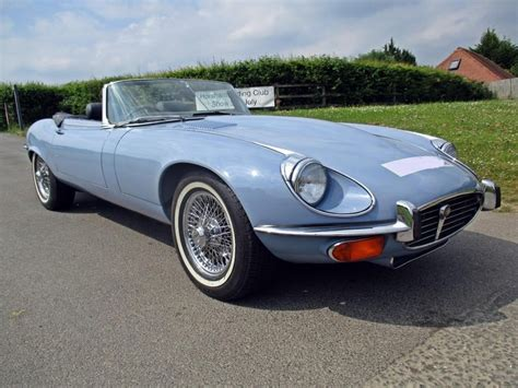 1973 Jaguar E-type For Sale