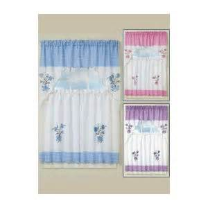 blue and yellow kitchen curtains curtain design