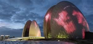 Opera, House, Zhuhai, China
