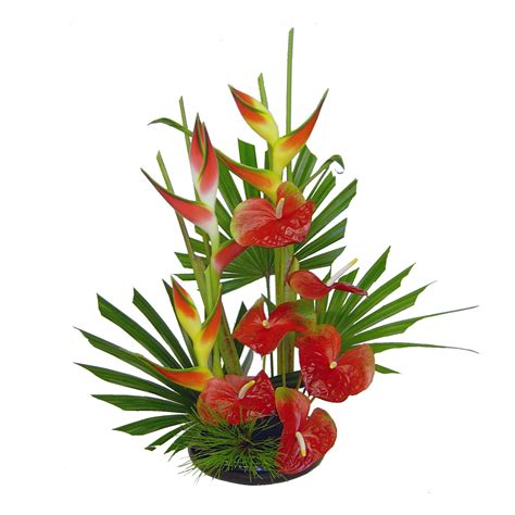 orchid arrangements waipio tropical hawaii flowers bouquet hawaiian flowers